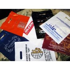 Полиэтиленовые пакеты с трафаретной печатью