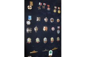 Значки и медали: литьё